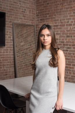 Business Headshots Photography | Modern headshots of fashion startup Inspree app NYC