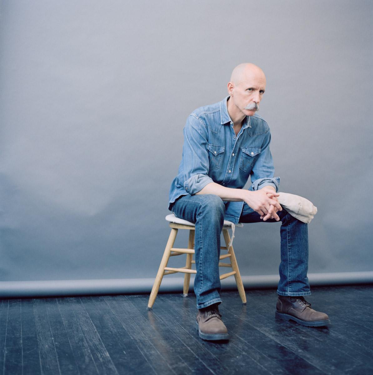Fashion Photography Dallas Creative Portrait & Fashion Photographer Bald Model