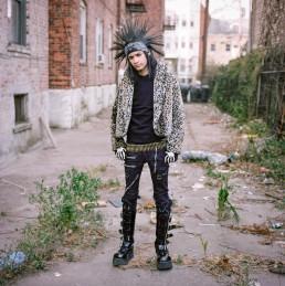Fashion Photography NYC Creative Portrait & Fashion Photographer New York Punk Model