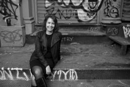 Portrait of Lawyer Rachel Geman for Women Whistleblowers in Soho NYC