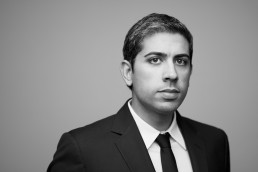 Modern Corporate Headshots of New York CEO Roy Sebag