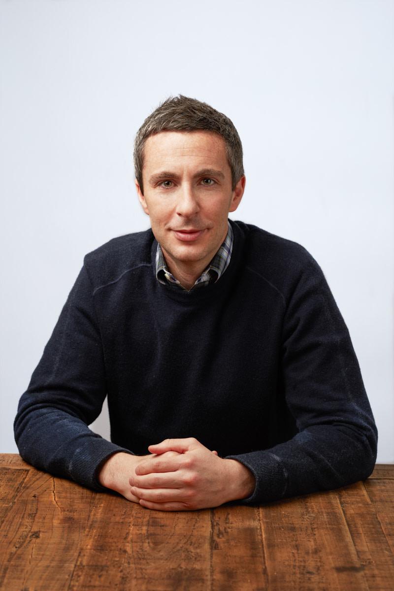 Corporate Headshots   Modern Headshots of Tech Startup CEO New York City