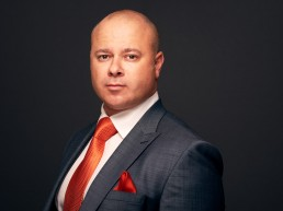 Corporate Headshots of Medical Doctor in Suit New York