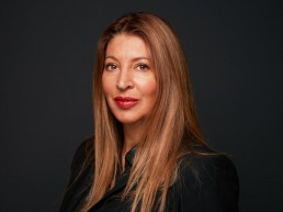 Creative Headshots of Female Psychology Professionals in Midtown Manhattan NYC