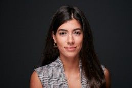 New York City Actors Headshots | Headshot of Latina actor in studio