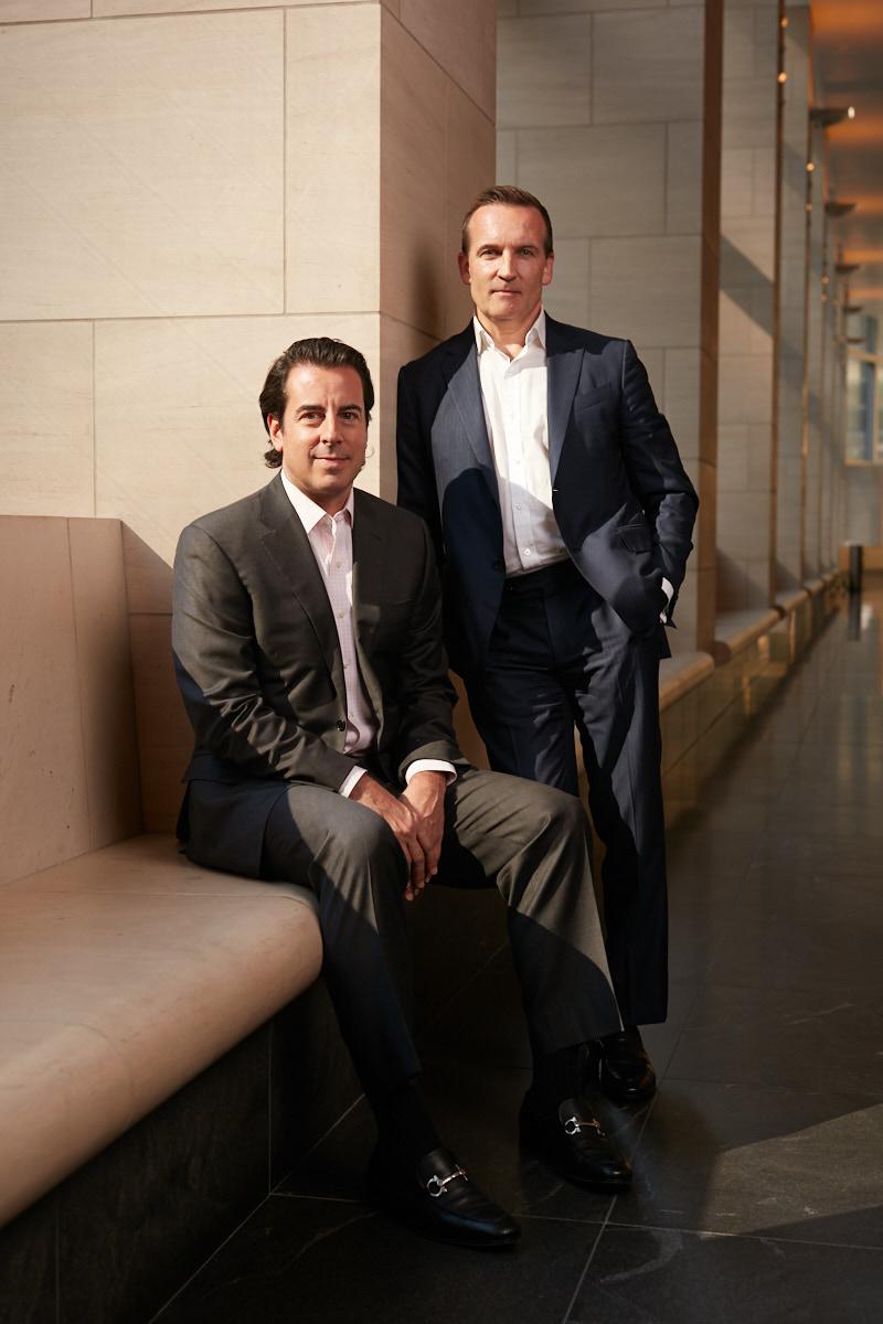 Modern corporate headshots of Goldman Sachs Partners Dallas Metroplex