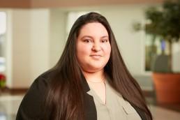 Creative Corporate Headshots of Female Employee at New Jersey Tech Startup