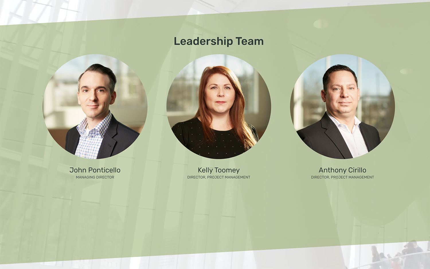Screenshot of Engaging Corporate Headshots for New Jersey Tech Startup