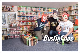 Dallas, Texas Editorial Photographer - Mass Appeal Cap Matches Color 1