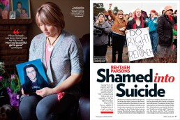Dallas, Texas Editorial Photographer - People Magazine Teen Suicide