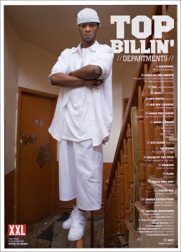 Dallas, Texas Editorial Photographer - Portrait of rapper and Love & Hip-Hop star Papoose Brooklyn XXL magazine