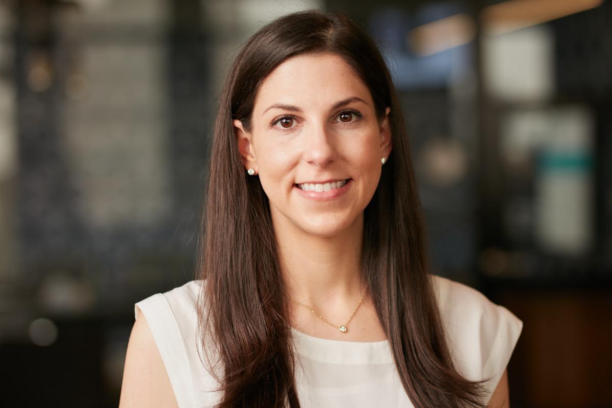 Modern Office Headshots of Young Female Executive   Dallas Headshot Photographer