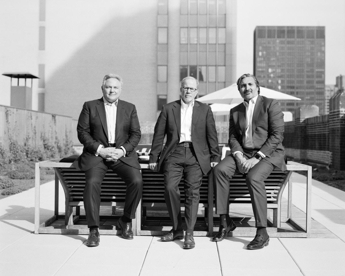 Casual Black & White Executive Headshots for Real Estate Company \ Dallas Headshot Photographer